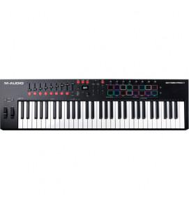 M-Audio Oxygen Pro 61 key Keyboard Controller