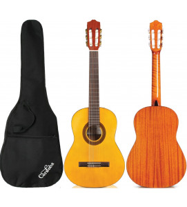 Cordoba C1 Protege Nylon-String Classical Acoustic Guitar Full-Size with Cordoba Bag ( Natural)