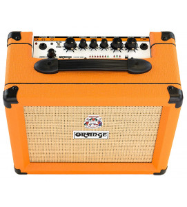 Orange Crush 20RT Guitar Amplifier Combo w/reverb & Tuner 20 Watts