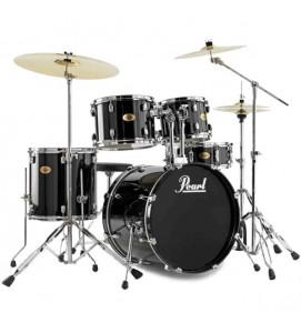 Pearl Target TGXC625S Drum Set Hybrid 5 Pcs with Hardware Jet Black