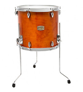 Pearl RF1816F C Floor Tom Reference 18 Inches x 16 Inches Orange Sparkle Burst