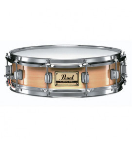Pearl M1440 Snare Drum Maple Shell 14 Inches x 4 Inches  Natural Maple