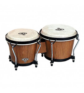 LP CP Bongos Dark Wood C221 DW