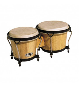 LP CP Bongos Natural Wood C221 AW