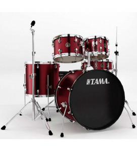 Tama Rhythm Mate RM52KH5 WR 5 Pcs Drum Set Wine Red