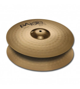 Paiste 201 Series 14 Inches inches Hi-Hat Bronze Cymbals