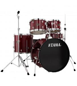 Tama Rhythm Mate RM52KH5 RDS 5 Pcs Drum Set Red Stream