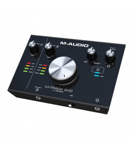 M Audio M Track 2x2 USB Audio Interface