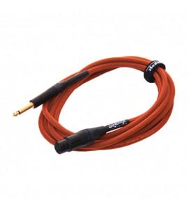 "Orange MIC-OR-10 MicrophoneCableJack/XLR 10"" Feet"