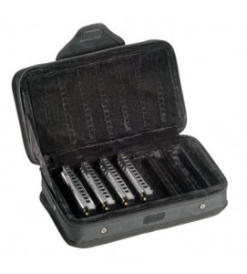 Hohner M91105S Blues Harmonica Set of Seven