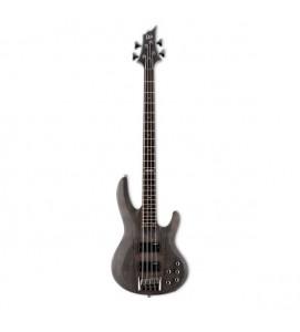 ESP LTD B204 SM STBLKS Electric Bass See Thru Black Satin