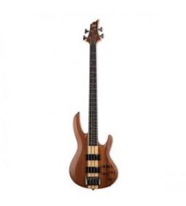 ESP LTD LB4 ENS Electric Bass Ebony Natural Satin