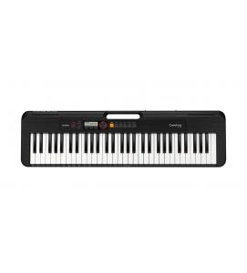 Casio CT S200 BK  Standard Electronic Keyboard Black