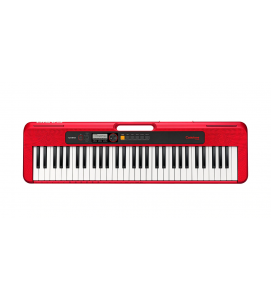 Casio CT S200 RD  Standard Electronic Keyboard Red