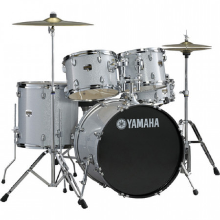 Yamaha GM2F51, 52, 53A Gigmaker Drum Shell Silver Glitter with Hardware