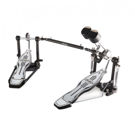 Mapex Double Bass Drum Pedal P500TW with free Rock Bag Large Bag RB22691