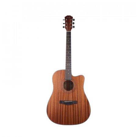 Grail D310C Acoustic Guitar Cutaway All Sapele