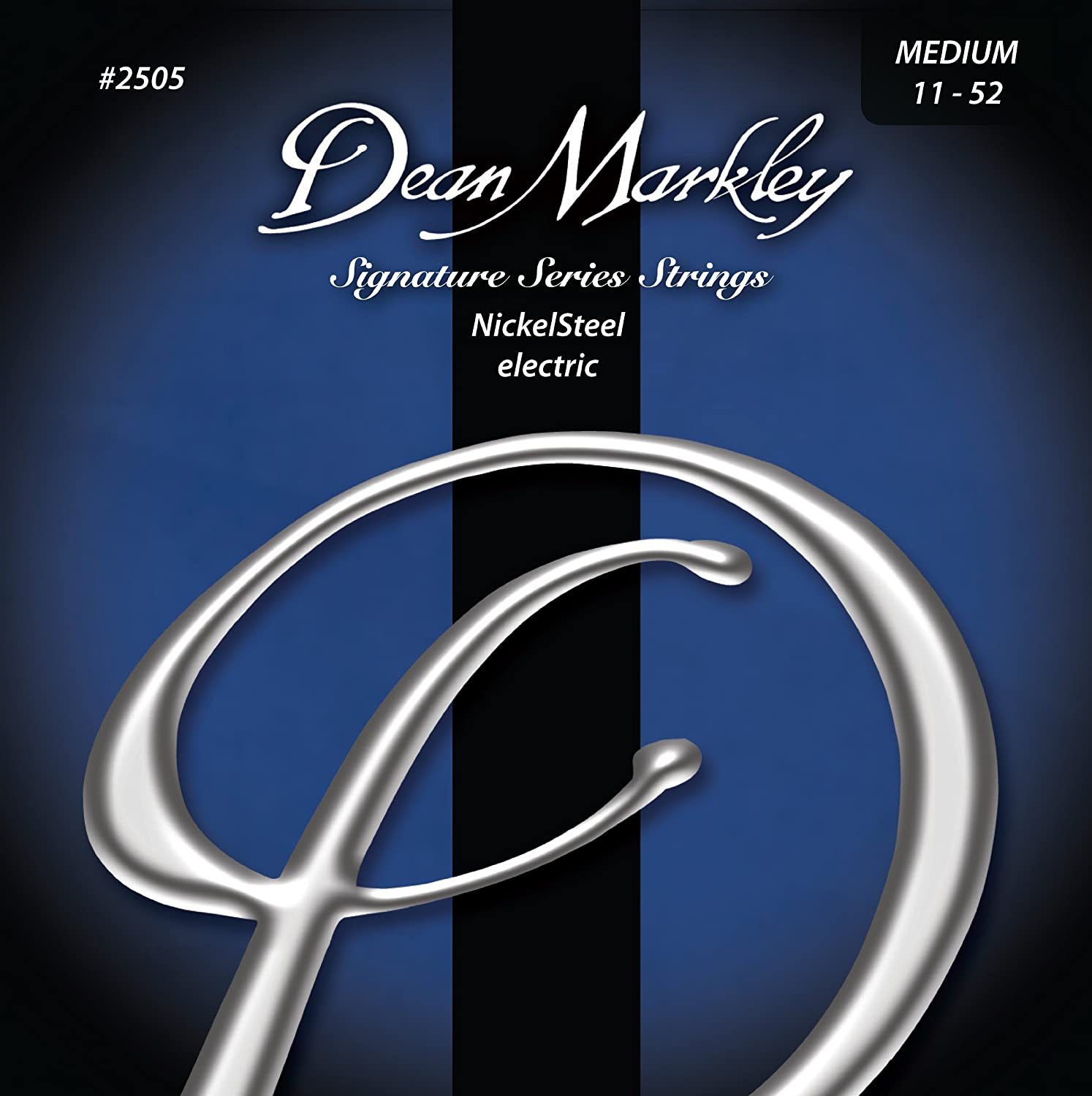 Dean Markley 2505 Medium Signature Series Electric Guitar Strings 0.11-0.52