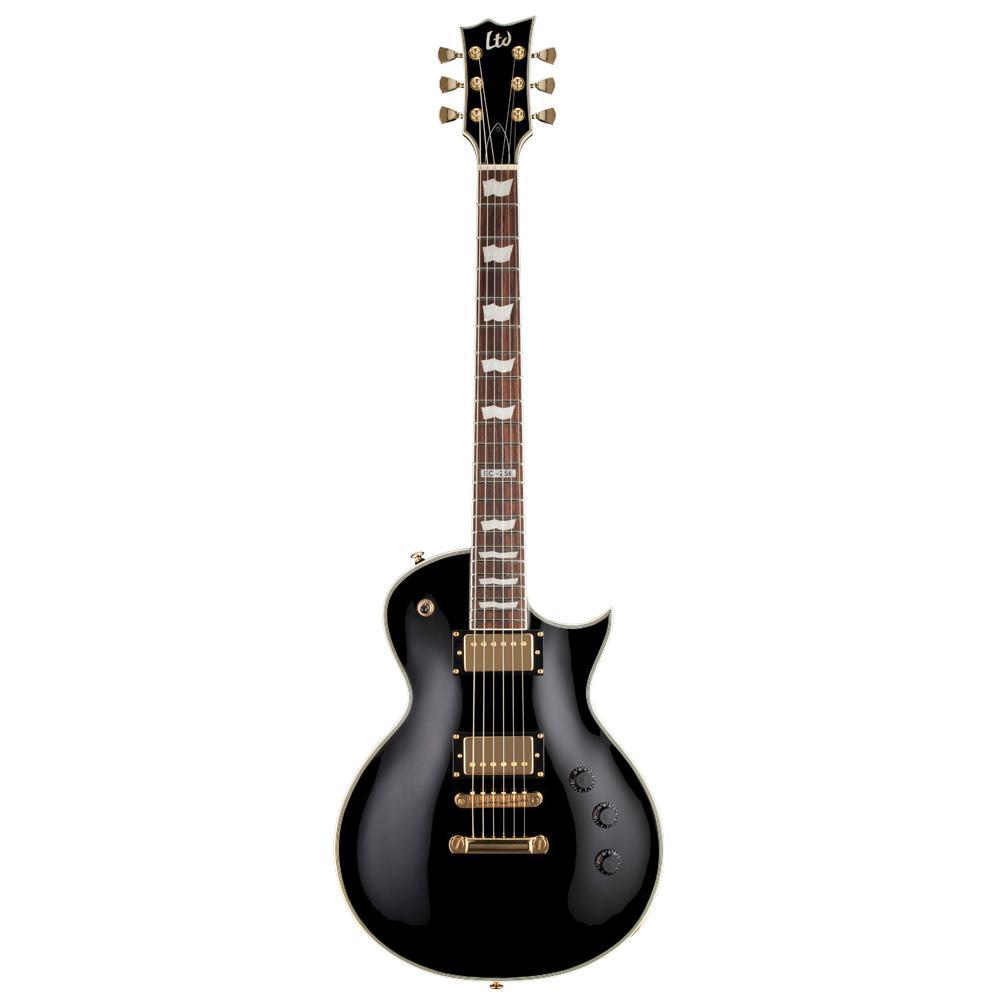 ESP LTD EC 256 BKN Electric Guitar EC Series Black