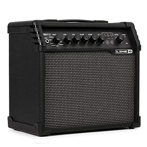 Line 6 Spider V 20 Watts Guitar Combo Amplifier