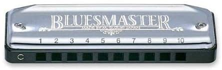 Suzuki MR 250G Bluesmaster Professional 10 Hole Diatonic Harmonica Key G
