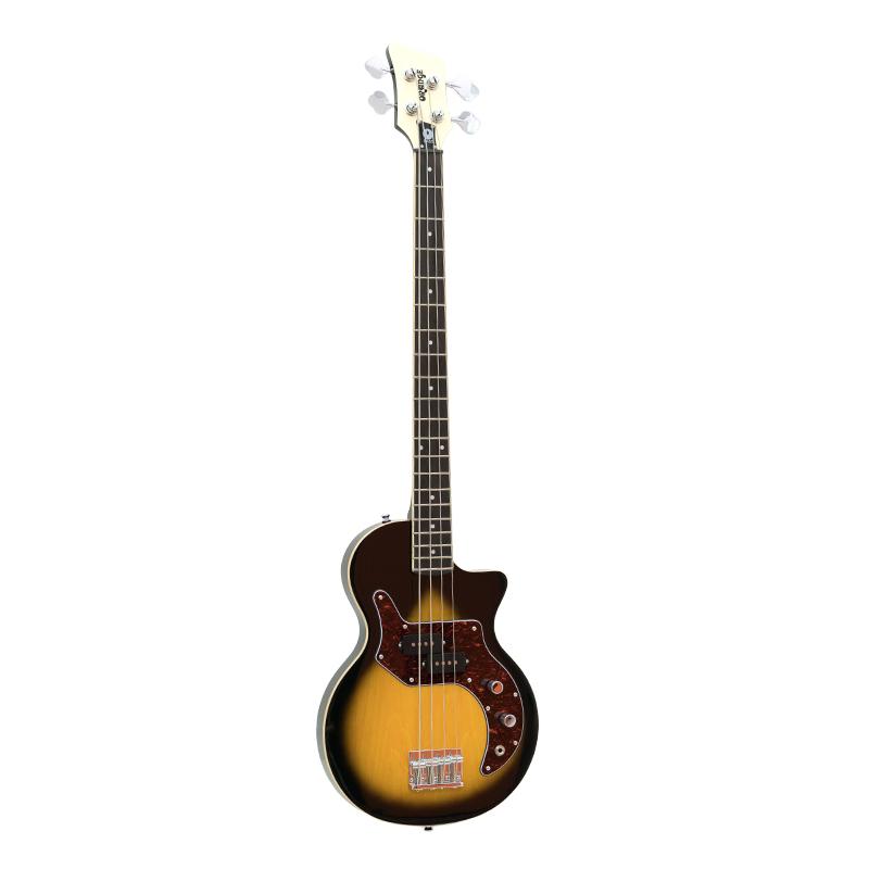 Orange O Bass 4 String Bass Guitar Sunburst