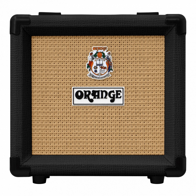 Orange PPC108 BK Micro Terror 1x8 Speaker Cabinet 20 Watts RMS Black