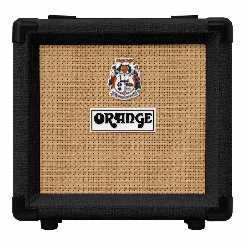 Orange PPC108 BK Micro Terror 1x8 Speaker Cabinet 20 Watts RMS Black