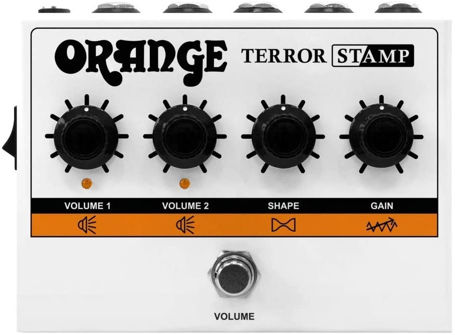 Orange Terror Stamp 20 watts Valve Hybrid Guitar Amp Pedal