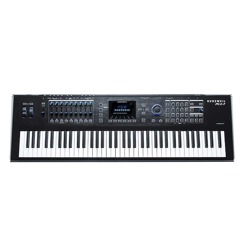 Kurzweil PC4 7 76 key Synthesizer Workstation
