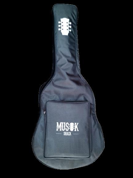 Musikshack Pro Guitar Case
