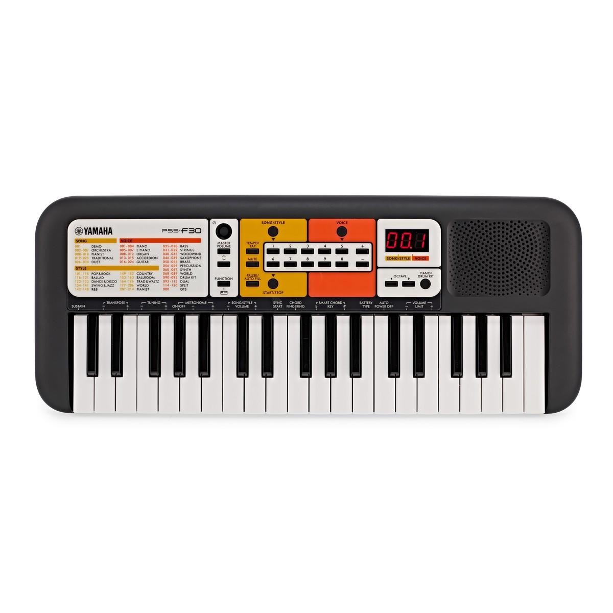 Yamaha PSS F30 Portable Keybaord