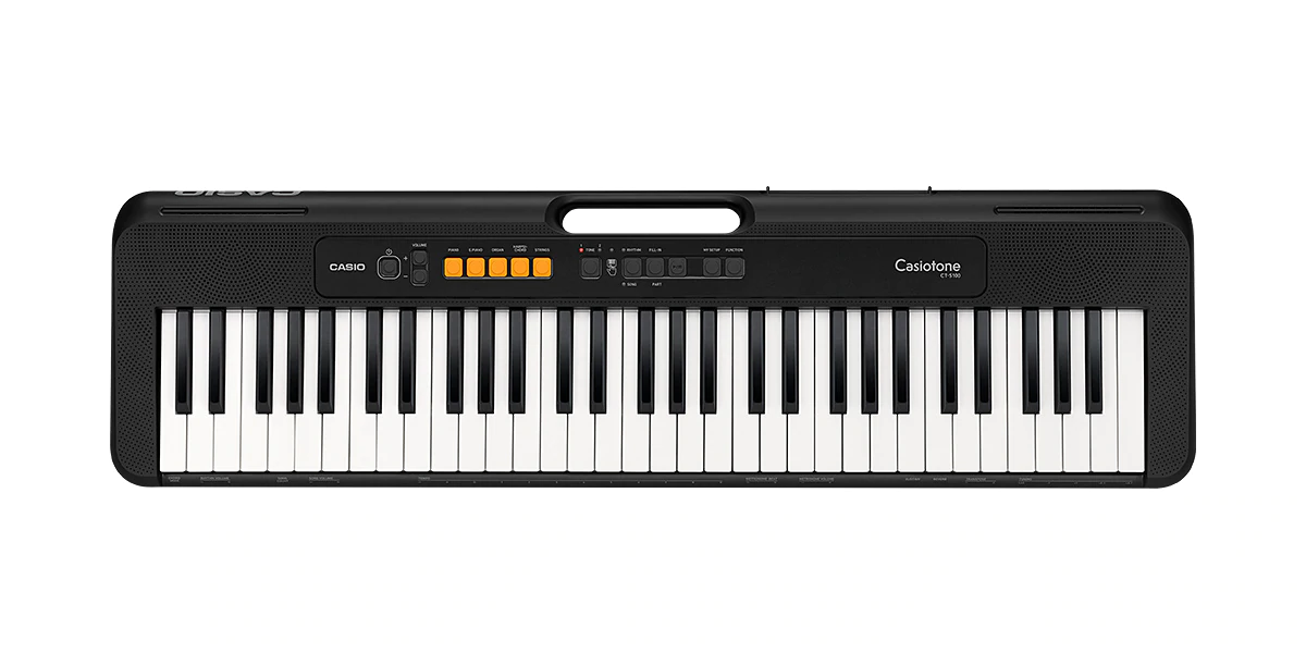 Casio CT S100  Standard Electronic Keyboard