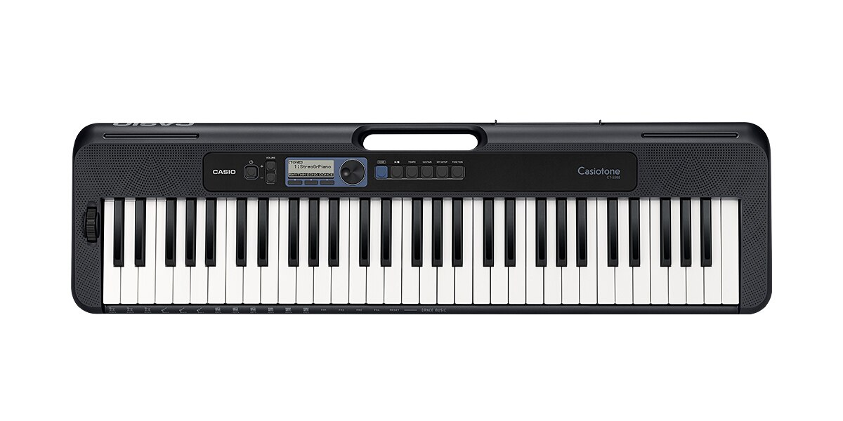 Casio CT S300  Standard Electronic Keyboard