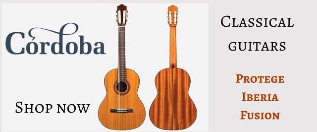 Bestselling Cordoba Classical Guitars