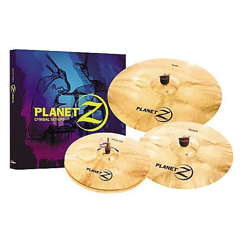 Zildjian PLZ4PK Cymbal Pack