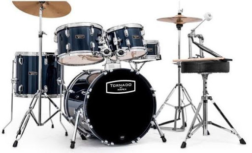 Mapex Tornado Drum set