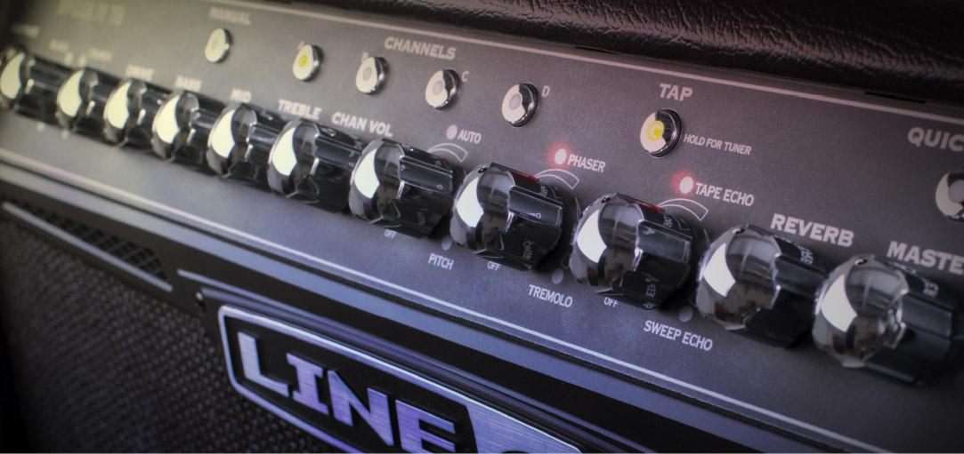 Line 6 Spider IV