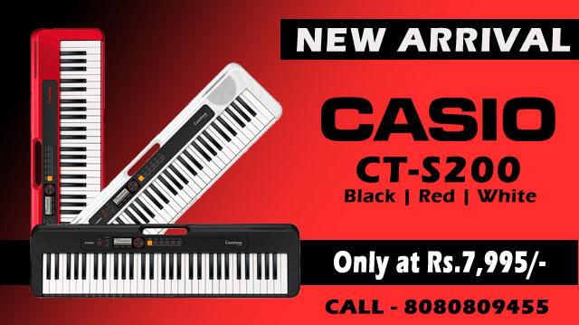 Casio CT-S200
