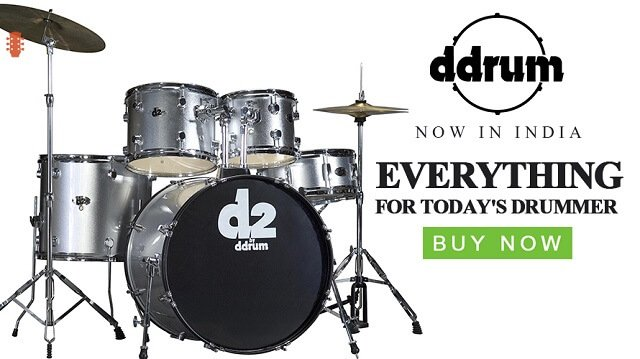 Ddrum Brushed Silver